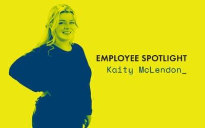 Employee Spotlight | Kaity McLendon