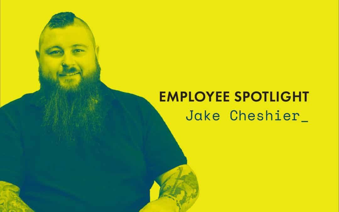 Employee Spotlight   Jake Cheshier
