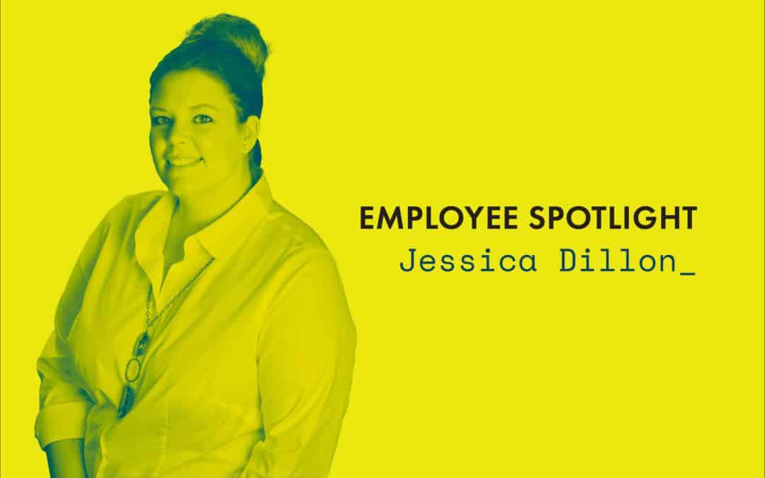 Optus Employee Spotlight: Jessica Dillon