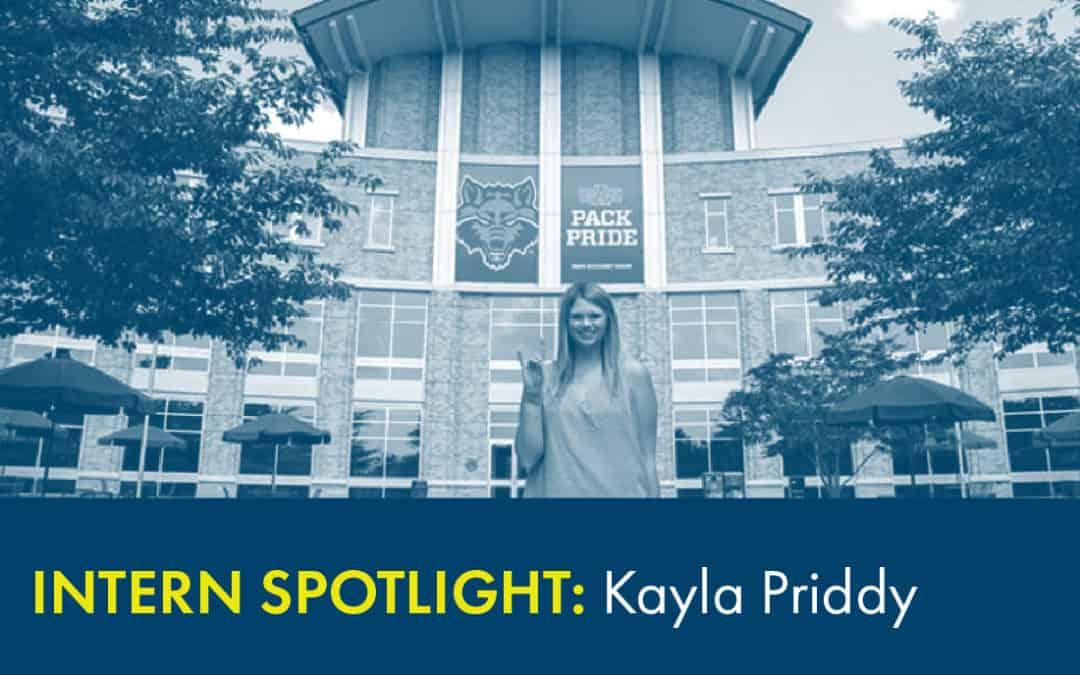 Optus Intern Spotlight: Kayla Priddy