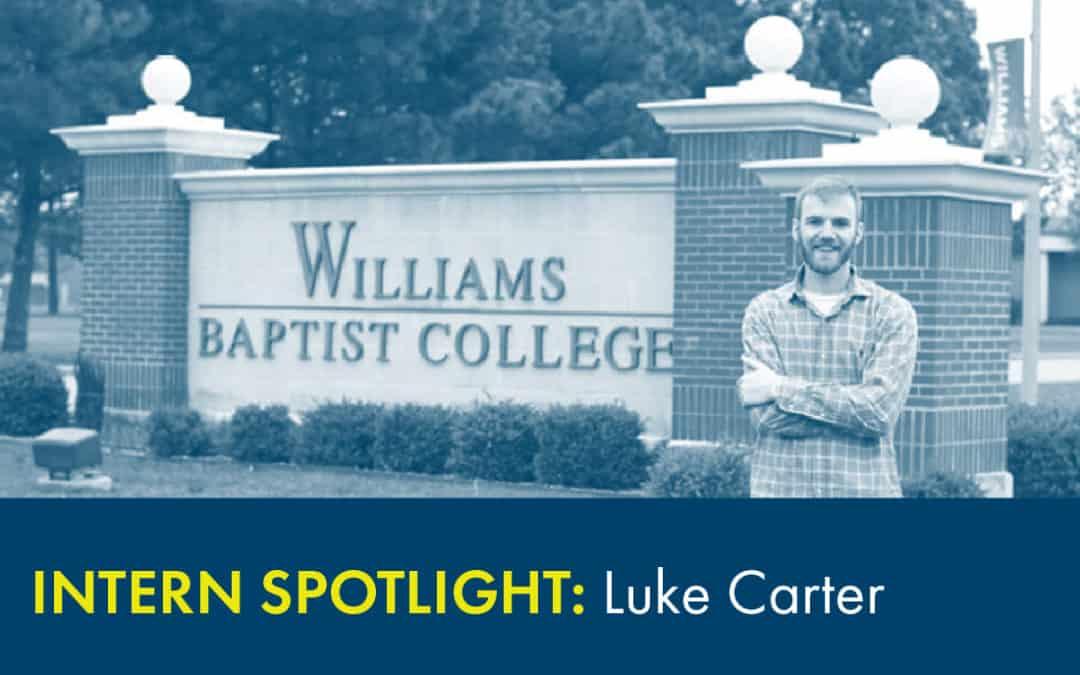 Optus Intern Spotlight: Luke Carter