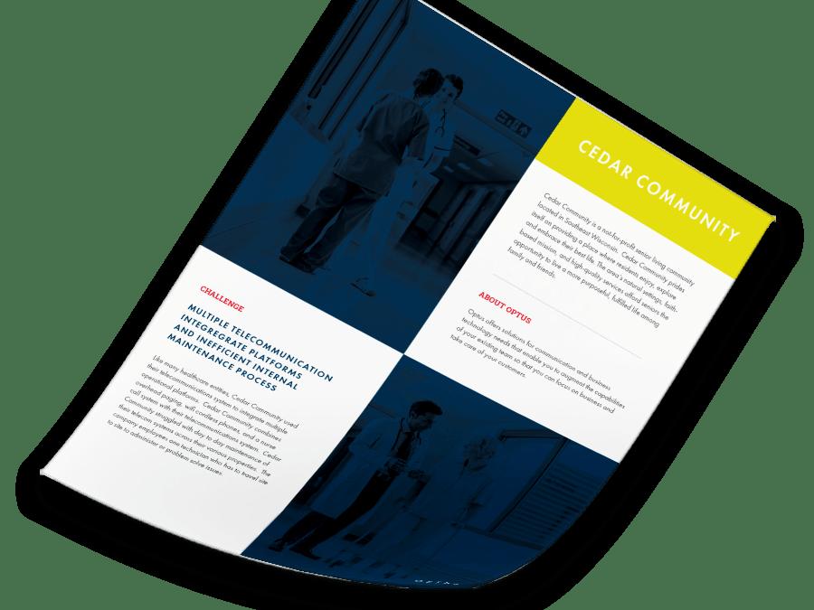 Cedar Community Case Study