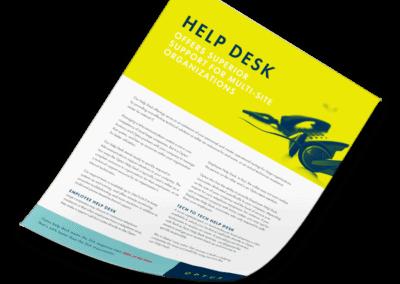 Remote Support for Multi-Site Organizations