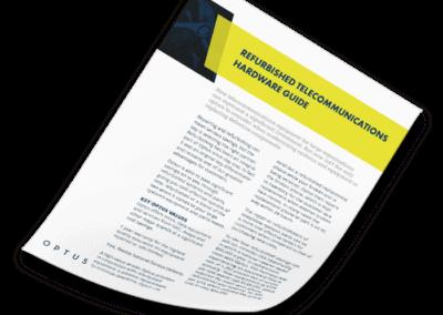 Refurbished Telecom Hardware Guide