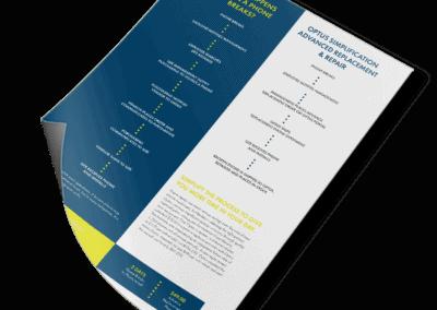 Repair Depot: Simplification & Savings
