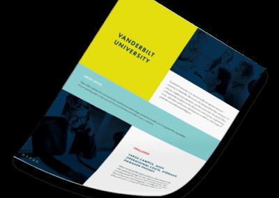 Vanderbilt University Case Study