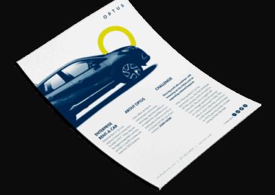 Enterprise Rent-A-Car Case Study